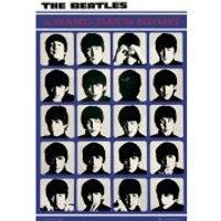 The Beatles a Hard Days Night - Maxi Poster - 61 x 91.5cm