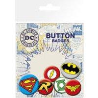 DC Comics Logos - Badge Pack