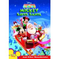 Mickey Mouse Clubhouse - Mickey Saves Santa...