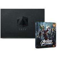 Undead ZBOX & Avengers Assemble 3D Lenticular Steelbook - XL