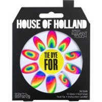 House of Holland Nails Created by Elegant Touch - Tie Dye For