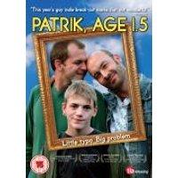 Patrick, Age 1.5