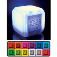 Aurora Mood Clock