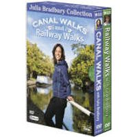 Julia Bradbury Railway Walks and Canal Walks