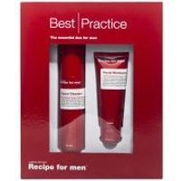 Recipe for Men - Best Practice Gift Box (Facial Cleanser & Facial Moisturiser)