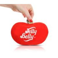 Jelly Belly Money Box - Pink