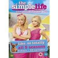 Simple Life - Series 1-5 - Complete