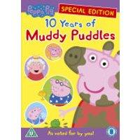 Peppa Pig - 10 Years of Muddy Puddles