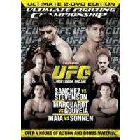 Ultimate Fighting Championship - UFC 95 - Sanchez Vs Stevenson
