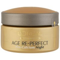 LOreal Paris Dermo Expertise Age Perfect Pro Calcium Fortifying Night Cream (50ml)