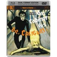 Das Cabinet des Dr. Caligari - Dual Format Edition (Masters of Cinema)