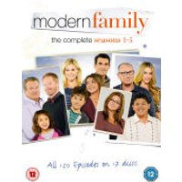 Modern Family - Seasons 1-5