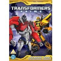 Transformers Prime - Season 1: Dangerous Ground