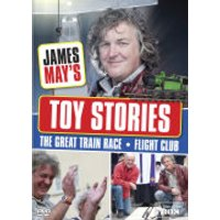 James May Toy Stories Special: The Great Train Race and Flight Club