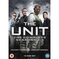 The Unit Season 1-4 Box Set