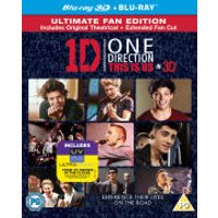 One Direction: This Is Us 3D (Includes UltraViolet Copy)