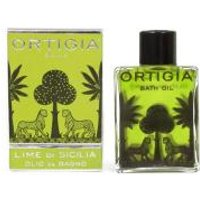 Ortigia Sicilian Lime Bath Oil 200ml