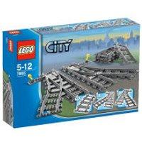 LEGO City: Switch Tracks (7895)