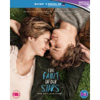 The Fault in Our Stars (Includes UltraViolet Copy)