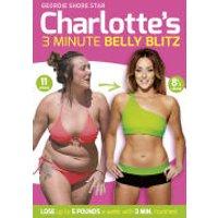 Charlotte Crosbys 3 Minute Belly Blitz