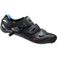 Shimano R260 Carbon Road Cycling Shoes - Black - EU 39