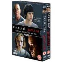 Criminal Justice: Complete Boxed Set