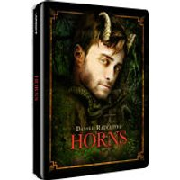 Horns - Zavvi Exclusive Limited Edition Steelbook