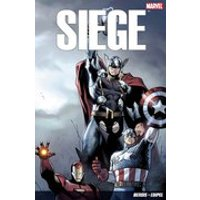 Siege Graphic Novel