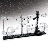Space Coaster Marble Run