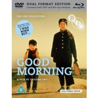 Good Morning / I was Born But Dual Format Edition [Blu-ray+DVD]