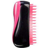 Tangle Teezer Black and Pink Compact Styler