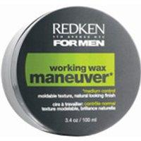 Redken Mens Maneuver Working Wax (100ml)