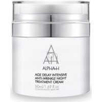 ALPHA-H AGE DELAY INTENSIVE ANTI-WRINKLE NIGHT CREAM (50ML)