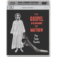 The Gospel According to Matthew (Masters of Cinema) (DVD and Blu-Ray Dual Format)