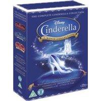 Cinderella 1, 2 and 3