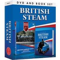 British Steam (Book and DVD Set)