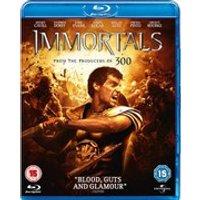 Immortals (Single Disc)