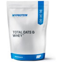 Myprotein Total Oats and Whey - 5kg - Pouch - Vanilla