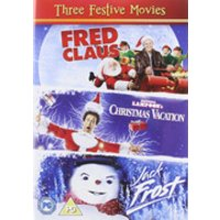 Christmas Triple: Fred Claus / National Lampoons Christmas Vacation / Jack Frost