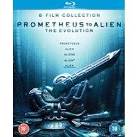 Prometheus to Alien: The Evolution Box Set