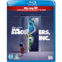 Monsters, Inc. 3D