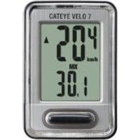 Cateye Velo 7 Cycle Computer