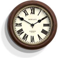 Newgate The Kings Cross Station Wall Clock - Brown