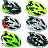 Rudy Project Windmax Helmet - Graphite/Lime Fluo Matt - S-M/54-58cm - 2 Visors + Pouch Included