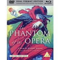The Phantom of the Opera (Dual Format Edition)