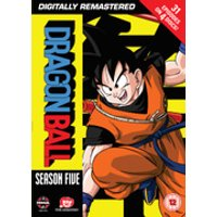 Dragon Ball - Season 5 (Episodes 123-153)
