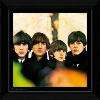The Beatles For Sale - 12 x 12 Framed Album Prints