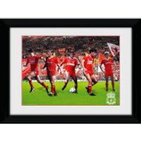Liverpool Legends - 16 x 12 Framed Photographic