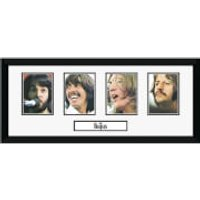 The Beatles Storyboard - 30 x 12 Framed Photographic
