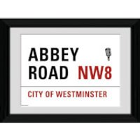 London Abbey Road - 30 x 40cm Collector Prints